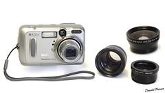 Kodak EasyShare DX6340 N° 1118. (donaldpoirier93@yahoo.fr) Tags: kodakeasysharedx6340 kodak appareilphoto numérique easyshare dx6340 collector collection collectionneur collectiondecaméras camera collectiondecameras caméra digitalcamera fondblanc kamera lentille n°1118
