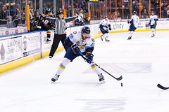 "Kansas City Mavericks vs. Toledo Walleye, January 20, 2018, Silverstein Eye Centers Arena, Independence, Missouri.  Photo: © John Howe / Howe Creative Photography, all rights reserved 2018. • <a style=""font-size:0.8em;"" href=""http://www.flickr.com/photos/134016632@N02/25966337168/"" target=""_blank"">View on Flickr</a>"