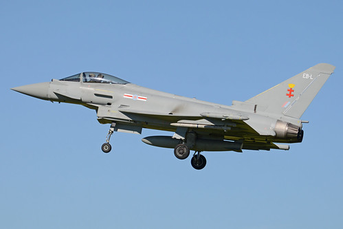 Eurofighter Typhoon FGR.4 'ZK365 / EB-L'