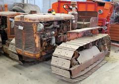 Fiat 52 L carro largo (samestorici) Tags: trattoredepoca oldtimertraktor tractorfarmvintage tracteurantique trattoristorici oldtractor veicolostorico c 52l 55 crawlertractor trattorecingolato