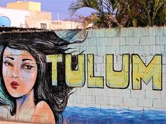 Tulum wall art (thomasgorman1) Tags: art painting street streetart wallart tulum mexico streetshots streetphotos canon