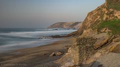 coastal landscape Oviñana 3.)-2228 (dironzafrancesco) Tags: tamron wasser slta99v sony natur reise ndfilter tamronsp2470mmf28diusd oviñana haida lightroomcc cudillero principadodeasturias spanien es