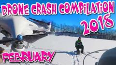 Drone Crash 2018 Compilation February (Drone Crash) Tags: epicdronecrash dronecrash2018 fail uav drone 2018dronecrash uavcrash djiphantom4pro mavicprocrash mavicaircrash goprokarma dronecamera epicfaildronecrash quadcopter