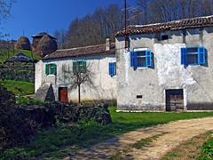 Zlepcari (Vid Pogacnik) Tags: istra istria hrvatska croatia house hamlet traditional žlepčari