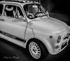 Fiat 595 Abarth (Alessandro_Miraglia) Tags: alessandromiraglia fiat fiat500 595 abarth italia italien italy iphone6s sicilia sizilien sicily nicosia