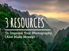 3 Resources to Improve Your Photography (And Make Money) (Anne McKinnell) Tags: photography resources bundle