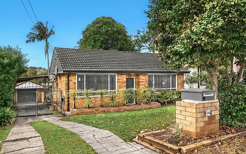 14 Dorothy St, Ryde NSW 2112