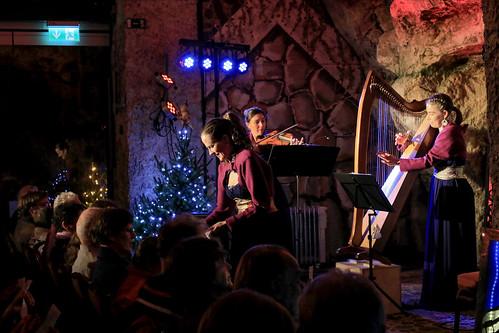 Openluchttheater Valkenburg Jos Göritzer Trio Meran Kerst 19
