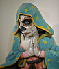 """""""Our Lady of G & Me"""" (Vic Harris) Tags: sculpture art gallery chrisriccardo nikond4 85mm f14g"""