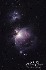 Orion Nebula (JasonBrownPhotography) Tags: deepsky orion nebula orionnebula uk deepspace skywatcher canon canon5dmkiii night nightphotography sky m42 texture abstract astrophotography astronomy space longexposure