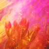 Impressionist Tulip (Jam-Gloom) Tags: olympus olympusuk olympusomd olympusomdem5 omdem5 omd em5 bokeh bokehful bokehlicious pocketdof fractal kaleido kaleidoscope kaleidoscopic kaleidoscopeglasses kaleidoscopesunglasses light lighting lights floral floralphotography flower flowerphotography tulip