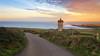 Doonagore Castle , Doolin , Co.Clare (Ludovic Lagadec) Tags: irish ireland travel matin morning colors sunrise castle doolin doonagorecastle coclare ludoviclagadec