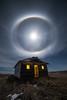Halo (Lightcrafter Artistry) Tags: moon halo abandoned house lightpainting longexposure nightphotography abandonedbuilding moonhalo