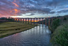 Sunset over the River Tweed (MilesGrayPhotography (AnimalsBeforeHumans)) Tags: 1635 fe1635mm sonyfe1635mmf4zaoss architecture a7ii leaderfootviaduct leaderfoot britain bridge viaduct rivertweed colourful dusk clouds europe evening fe f4 glow golden historic historicscotland iconic ilce7m2 landscape lens landscapephotography monument roman nighfall outdoors old oss photography photo tranquil reflections river rays rural scotland sky scenic skyline sunset scottish scottishborders scottishlandscapephotography sonya7ii sony sonyflickraward melrose town twilight trees uk unitedkingdom village waterscape wide winter wideangle zeiss engineering drygrangeviaduct drygrange