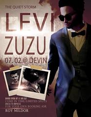 Levi Zuzu (Roy Mildor - Taking clients again :)) Tags: roymildor levizuzu vocalist sänger sl secondlife musician performer venue live music musik concert