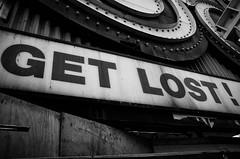 Get Lost! (sevres-babylone) Tags: ©jmartinsevresbabylone toronto honesteds demolition sign getlost bloorstreet 180203153858efex721024 ricohgrii