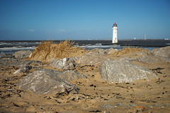 Perch Rock Lighthouse No.2 (nickcoates74) Tags: a6300 ilce6300 lighthouse mersey merseyside newbrighton sony wirral perchrock uk sigma 30mmf28dn 30mm artlens