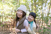 Happy Japanese sisters hiking in forest (Apricot Cafe) Tags: img29155 asia asianandindianethnicities healthylifestyle japan japaneseethnicity kyotocity kyotoprefecture sigma35mmf14dghsmart bonding casualclothing charming cheerful day enjoyment family forest freedom greencolor happiness laughing leaning lifestyles lookingatcamera morning nature outdoors photography relaxation sister smiling springtime sustainablelifestyle toothysmile tourism tourist traveldestinations twopeople waistup weekendactivities youngadult