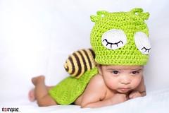 Azad (torqueabhi) Tags: yongnuo d5300 nikon cutie babyboy white closeup portrait snail cute boy baby