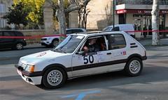 #50 Peugeot 205 GTI (kinsarvik) Tags: castillonlabataille gironde bordeauxaquitaineclassic rallye rally
