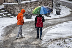 Emma (Markus' Sperling) Tags: emma temporal nieve neu snow nevada borrasca centelles osona barcelona