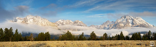 Mount Moran Panorama