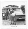 Florida (k.james) Tags: foundphoto oldphotograph bw square november 1959 kenthenderson kjameshenderson 1950s florida vacation pontiac vintagephoto squarephoto beach familyvacation usa