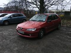 Peugeot 306 Meridian HDi (90) (VAGDave) Tags: peugeot 306 meridian hdi 90 1999
