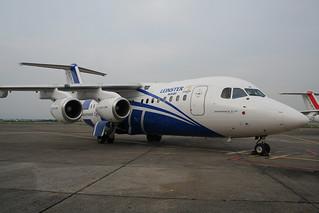 EI-RJX RJ85 Cityjet