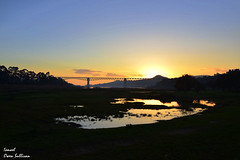 Galicia -Catoira landscape (Ismael Owen Sullivan) Tags: foto fotografia galicia catoira travel turismo nature nikon ligth landscape sea sky sunset pontevedra rias