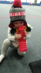 """Dani Drinks from Paul's Water Bottle at Basketball Practice • <a style=""""font-size:0.8em;"""" href=""""http://www.flickr.com/photos/109120354@N07/38849373210/"""" target=""""_blank"""">View on Flickr</a>"""