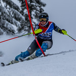 2018 FIS BC Cup - Ladies Slalom Day 2 - 2nd place PHOTO CREDIT: Chris Naas