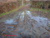 DSC05848 Tanners 40 - 2018 01 17 - Muddy Approach to Gate (John PP) Tags: ldwa tanners tannersmarathon winter 40 miles long distance walkers association january 2018 solo hike johnpp