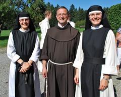 alltag (emmanuel-maria) Tags: gwiggen mariastern kloster monastery zisterzienser ofm franziskaner church kirche