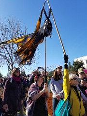 Giant puppet (quinn.anya) Tags: womensmarch womensmarchoakland womensmarch2018 giantpuppet