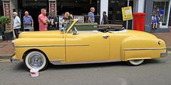 1950 Dodge Wayfarer Roadster YWG 844 (BIKEPILOT, Thx for + 4,000,000 views) Tags: 1950 dodge wayfarer roadster ywg844 camberleycarshow 2017 camberley surrey uk england britain car vehicle transport automobile americana vintage classic yellow