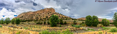 View of the mountains, Los Alamos, New Mexico (vdwarkadas) Tags: losalamos santafe mountains mountain nature green grass panorama newmexico sony sonya6000 sonyilce6000