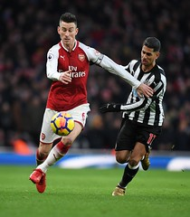 Arsenal v Newcastle United - Premier League (Official Arsenal) Tags: englishpremierleague sport soccer clubsoccer soccerleague london england unitedkingdom gbr