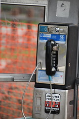 January 17: Payphone Booth (earthdog) Tags: 2018 nikon d5600 nikond5600 18300mmf3563 phone payphone phonebooth losgatos losgatoscreektrail project365 3652018