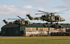 EGVP - Westland Lynx AH9A - Army Air Corps - ZF537, ZG918 & ZF538 (lynothehammer1978) Tags: egvp aacmiddlewallop armyaircorps aac westlandlynxah9a zg918 zf538 zf537 657sqn