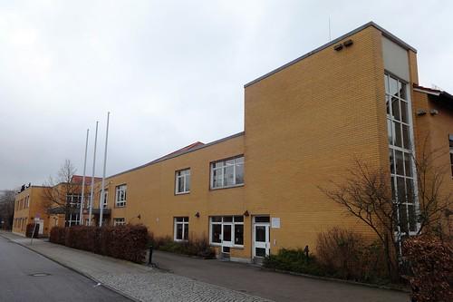 1996/97 Berlin Schule am Pappelhof Ketschendorfer Weg 21 in 12683 Biesdorf-Nord