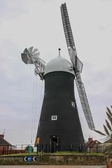 Holgate Windmill, January 2018 - 01