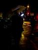 Night calling (A. Yousuf Kurniawan) Tags: call smartphone dark nightphotography night cameraphone cameraphonestreet phonestreet streetphotography urbanlife people woman colourstreetphotography umbrella rainy drizzle