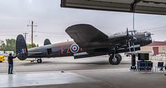 2017-09-15_10-25-39 Lancaster (canavart) Tags: bomber bombercommandmuseumofcanada museum lancaster nanton alberta canada avro avrolancaster