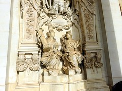 COIMBRA. PORTUGAL. 01- 2.017. 36. Universidad (joseluisgildela) Tags: coimbra portugal esculturas