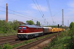 232 223  (DGT) (René Große) Tags: train rail railways zug lok lokomotive diesellok schnelltriebwagen leipzig sachsen deutschland germany gras eisenbahn leutzsch v300 232 ludmilla dgt