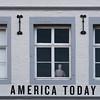 America Today (Erik Schepers) Tags: street window commercial paspop what maastricht political minimal minimalist holland netherlands