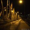 Hawthorne Bridge at Night (Gary L. Quay) Tags: hawthorne bridge willamette river portland pdx downtown oregon night city gary quay hasselblad 500cm film slide fuji velvia medium format