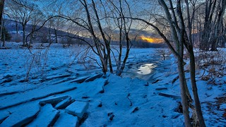 Winter On The Delaware River Jan 2018 (2)