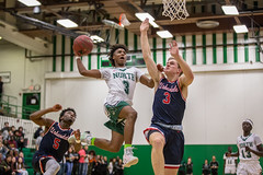 Iowa's Top-Ranked Basketball Teams (Phil Roeder) Tags: desmoines iowa desmoinespublicschools northhighschool hooverhighschool basketball athletics athletes students sport sports canon6d canon70200f28